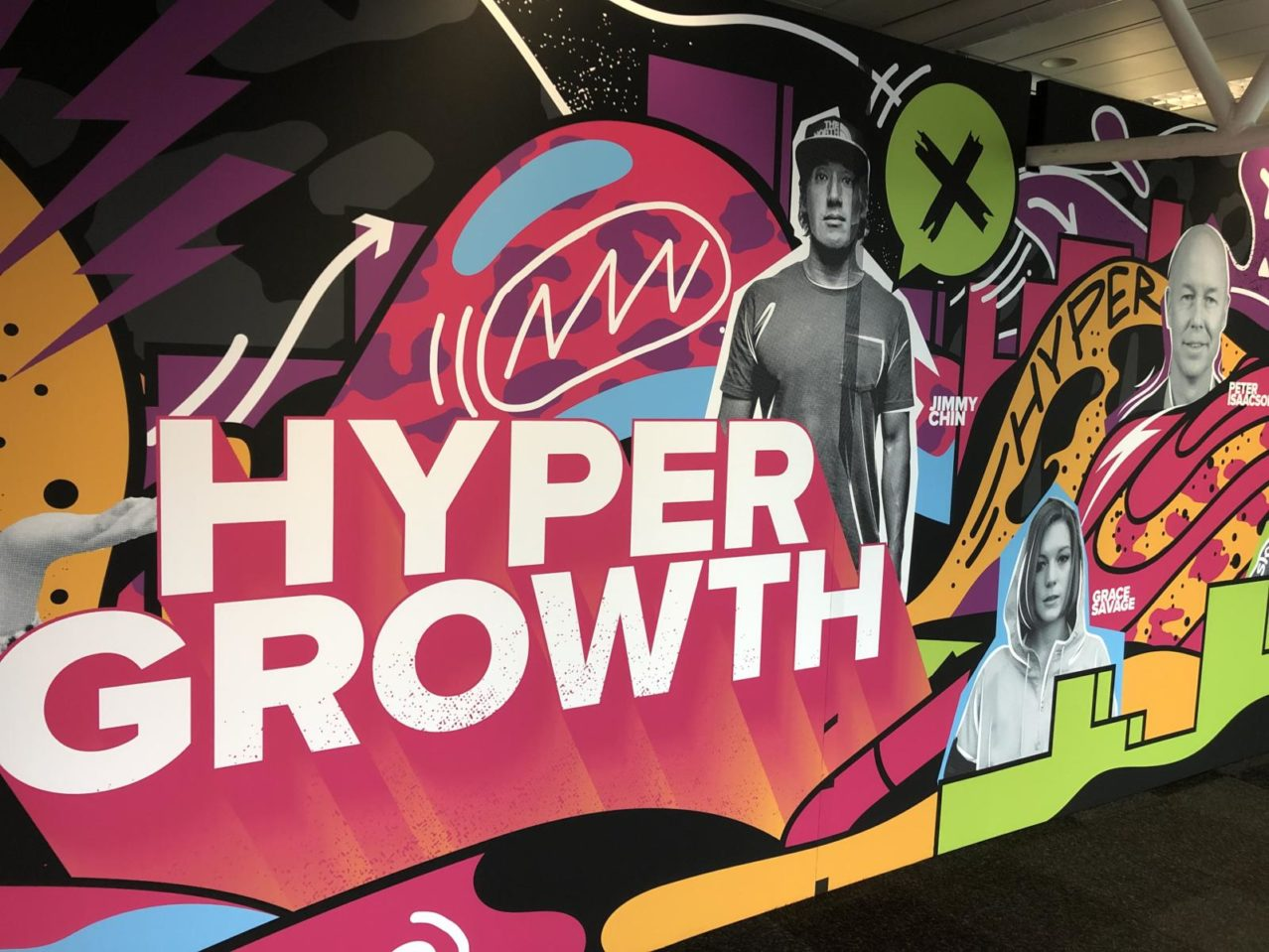 Hypergrowth London 2019